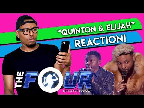 Elijah Connor & Quinton Ellis | THE FOUR