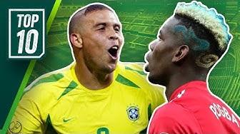 Die 10 schlimmsten Frisuren der Fußball-Geschichte! Onefootball Top 10