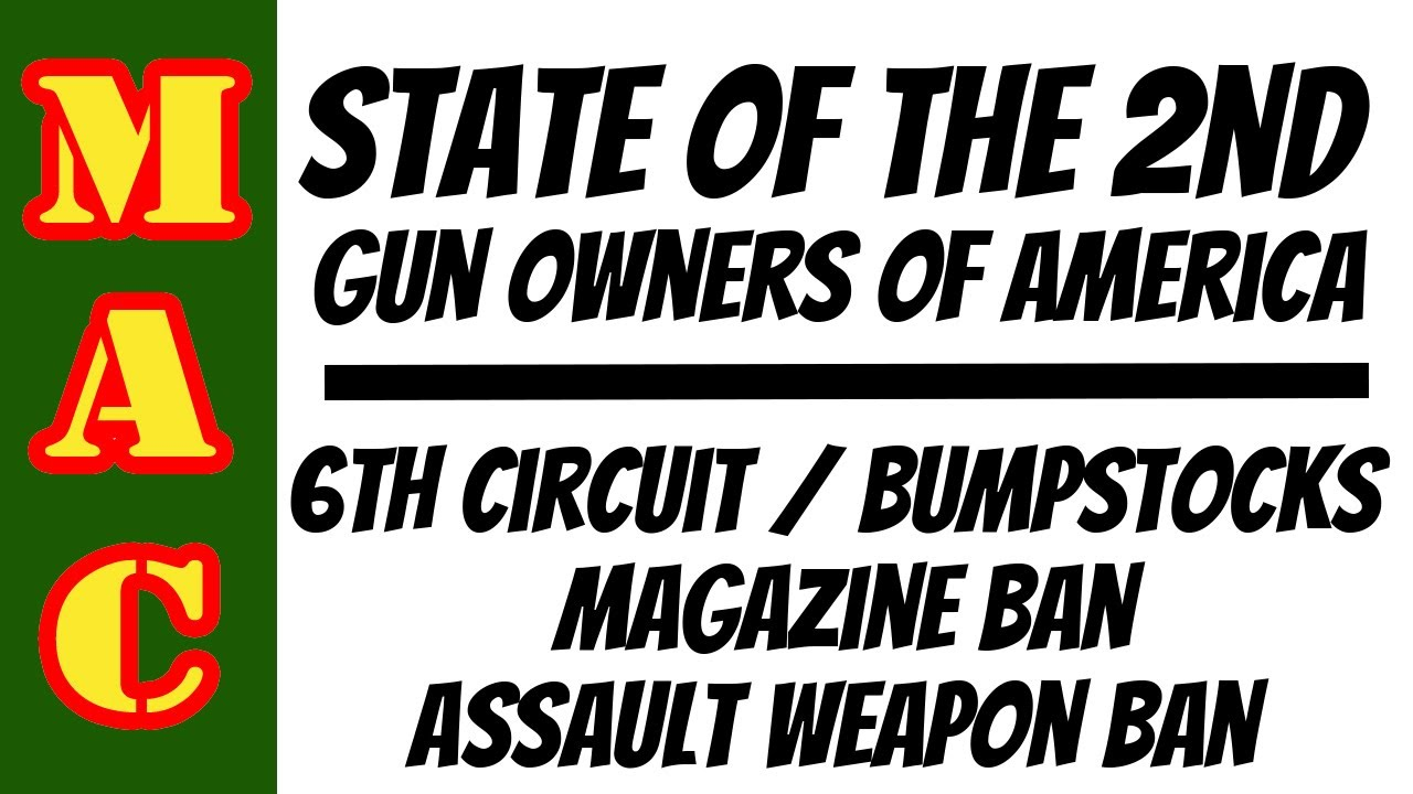 State of the Second: An update on Biden's anti-gun agenda - with GOA