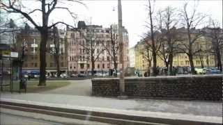 Helsinki Tram 3B-3T Ride - Short City Tour, Raitiolinja 3B-3T - Finland