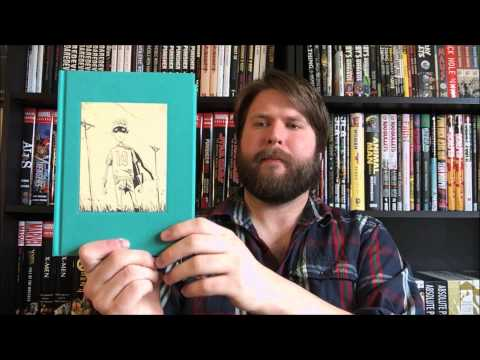 Jeff Lemire's Graphic Novels: A Nerdventure Creator Spotlight