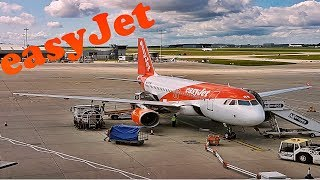Flying EASYJET - Whats it Like ?