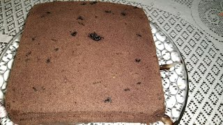 Chocolate sponge cake by  meenakshi  sharma