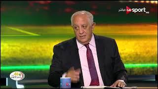 تعليق وليد صلاح الدين و حسن المستكاوي على أزمة جنش وإدارة الزمالك