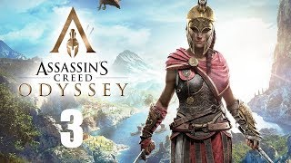 Nub's an Assassin in Ancient Greece! // Part 3 // Assassin's Creed Odyssey