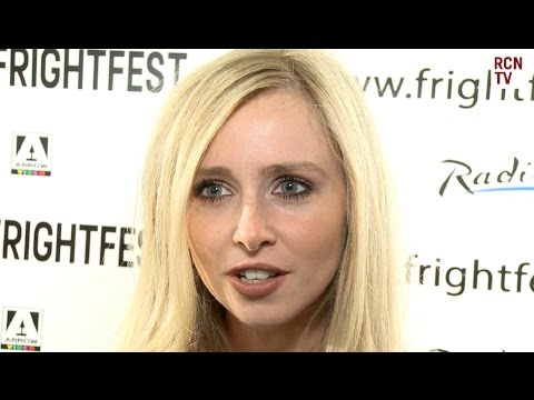Diana Vickers Interview Awaiting Premiere