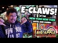 E-Claws!? Claw Machines at the Big Apple Arcade at New York New York Hotel in Las Vegas!