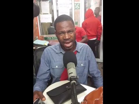 Adom fm Presenters Narrates how KABA Passed Away