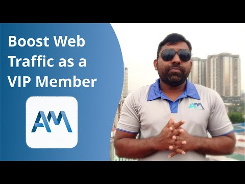 Boost web traffic with VIP features