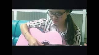 Cover Guitar Ngốc 2 (Hãy để em quên) - Hương Tràm by Vân Hena