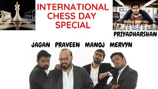 International CHESS DAY special