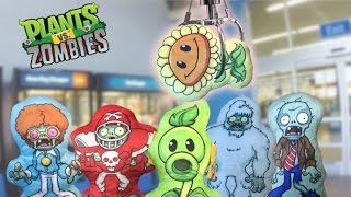 Winning All The Plants VS Zombies Plush From the Claw Machine! Insane Wins!