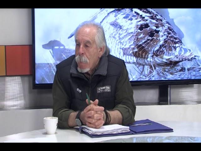 Jose Ramon Blanco Diputado de 'Podemos' y los Cazadores