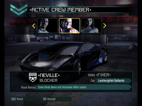 NFS Carbon - Dialogues/Messages You May Have Missed - Part 2