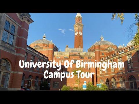 CAMPUS TOUR 2020 | University Of Birmingham