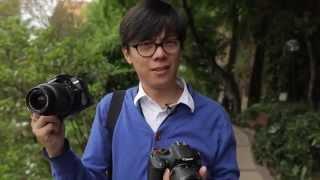 digitalRevTV по-русски: Canon 1200D Rebel T5 vs Nikon D3300