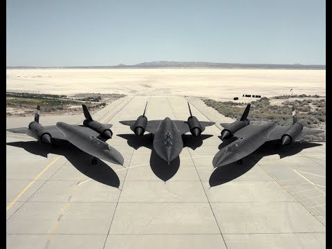 NASA released rare footage of the SR-71 — the fastest plane to ever exist