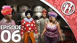 [GTA5] ROY ZOEKT BAAN ALS CLOWN PIET!! -  Royalistiq | Funnies & Fails #14