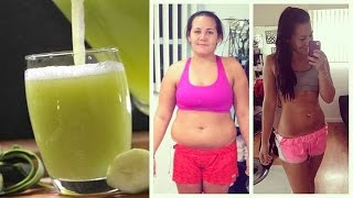 How to Lose Weight with Cucumber Water