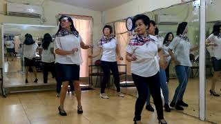 Lodi - Mercy Line Dance - Choreography by Marchy Susilani INA Mei 2019