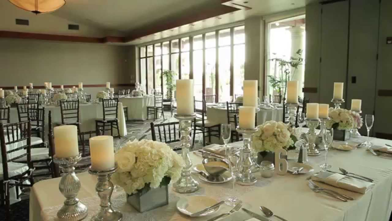 Old Ranch Country Club Wedding Venue Seal Beach Ca Youtube