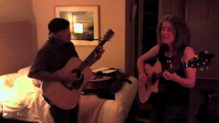 Mary Tulin and Gil Yslas - Fret Noir - The Hungry Rock - unplugged