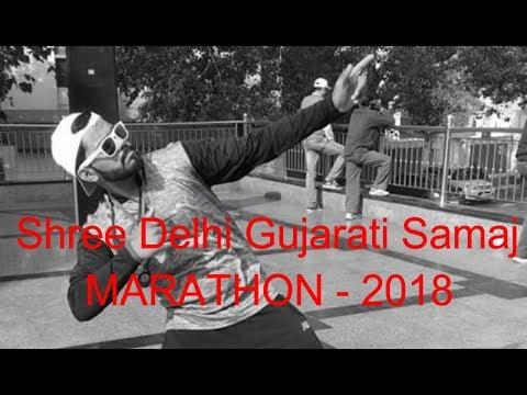 SDGS Marathon 2018    Clean Delhi Green Delhi    VlogAashish