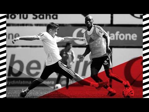 Slovan Bratislava Avrupa Ligi Maçı Hazırlıkları - Beşiktaş JK