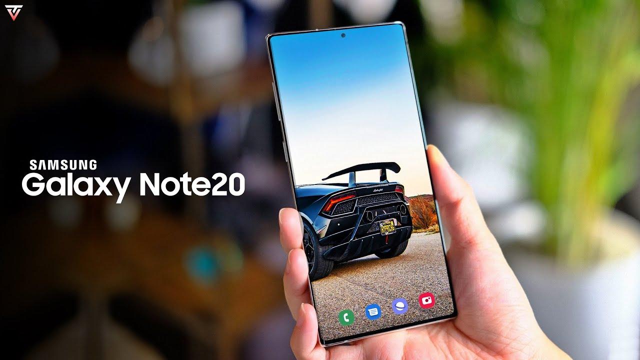 Samsung Galaxy Note 20 - UPDATE