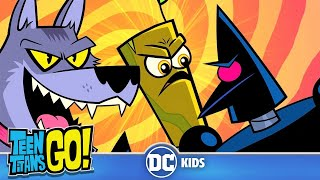 Teen Titans Go! | Little Buddies | DC Kids