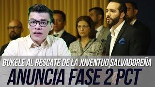 BUKELE AL RESCATE DE LA JUVENTUD SALVADOREÑA - SOY JOSE YOUTUBER