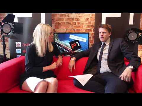 Jake Humphrey on his F1 contacts