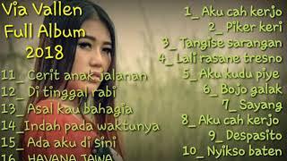 certa anak jalanan - Via vallen - ful album 2018