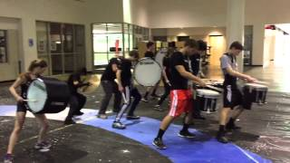 Ann Arbor Percussion Ensemble 3/14/15