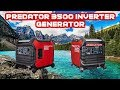 Predator 3500 Inverter Generator (Review and Oil Change)