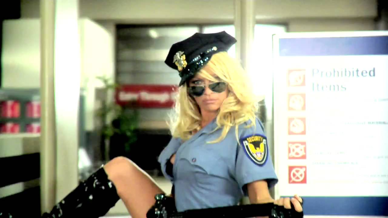 Pam Anderson in