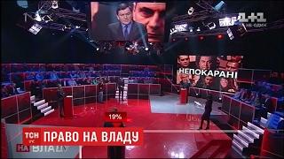 У студії  Право на владу  депутати прозвітували про розслідування справ вбивств на Майдані
