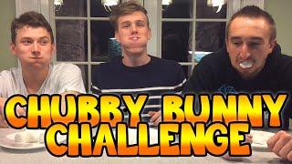 Chubby Bunny Challenge w/Mitch & Jerome