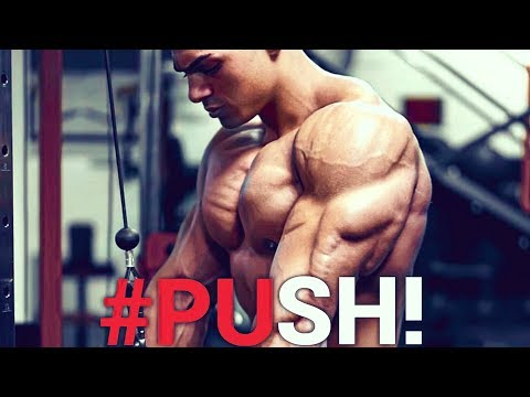 PUSH THROUGH THE PAIN Bodybuilding Lifestyle Motivation
