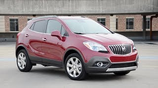 2013 Buick Encore AWD Premium - WR TV POV Test Drive