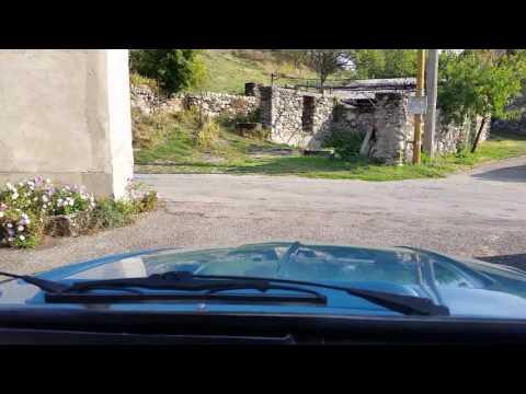 Sur les routes de Notre-Dame de Mésage en Accadiane
