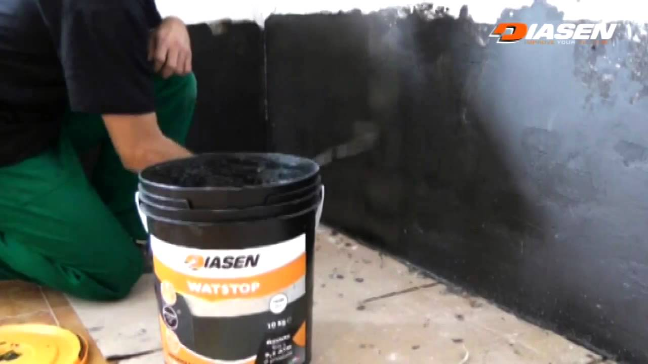 Water Treatment For Painted Walls