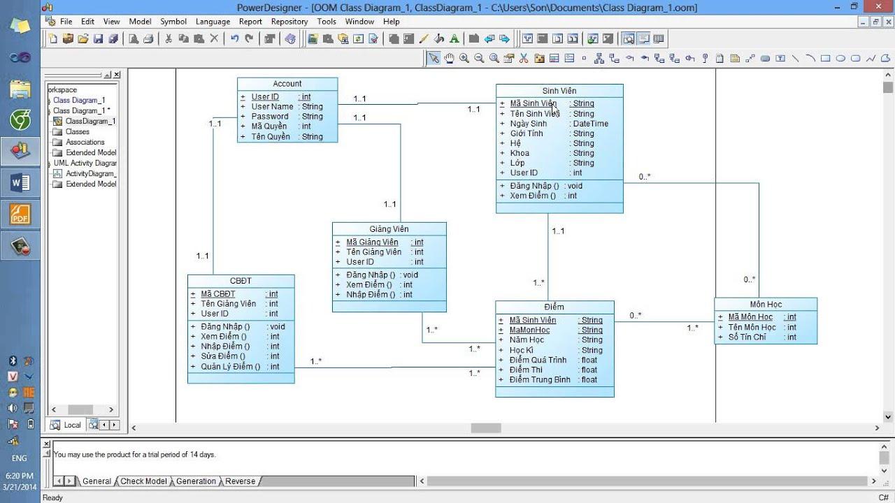 Class Diagram   M U00f4 H U00ecnh D U1eef Li U1ec7u Quan H U1ec7 - Nh U00f3m 11