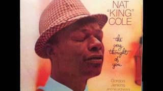 NAT KING COLE-The Very Thought of You