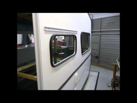 Reformas de caravana por un jubilado parte 2 youtube - Reformar caravana ...