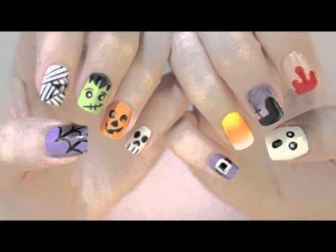 [nail art] Cute Nautical Nail Art, Back to School Chalkboard Nails cutepolish nail art designs