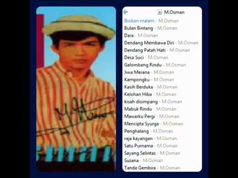 Kompilasi Terbaik M Osman (FULL ALBUM)