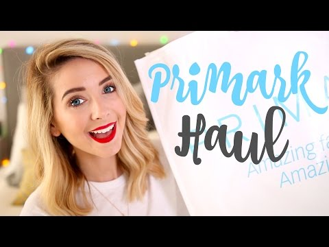 Huge Disastrous Primark Haul | Zoella