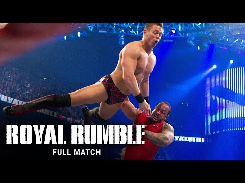 FULL MATCH - The Miz vs. MVP - United States Title Match: Royal Rumble 2010