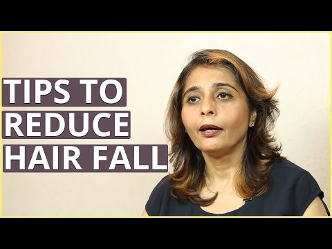 Expert TIPS TO REDUCE HAIR FALL By Dietitian Jyoti Chabria